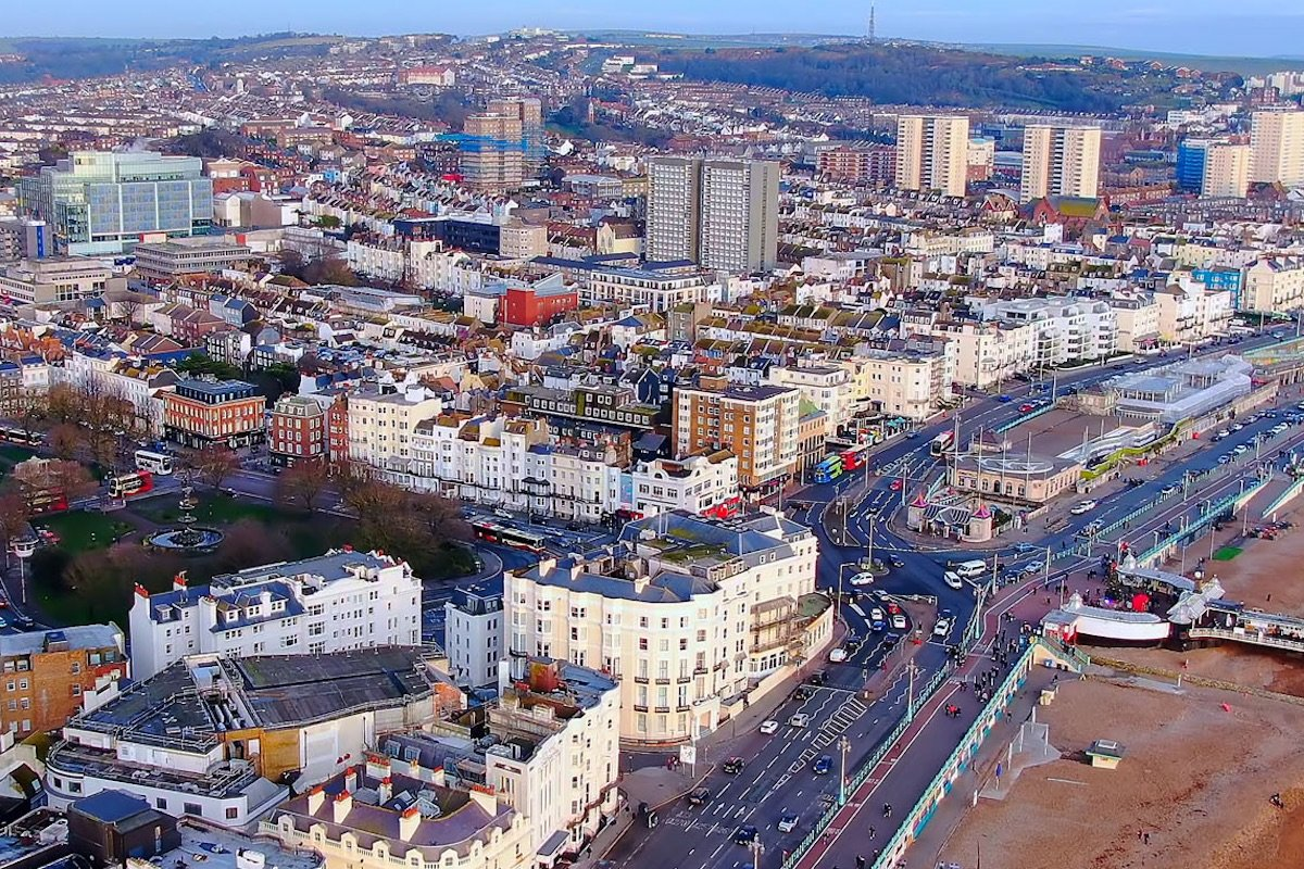Brighton Walk